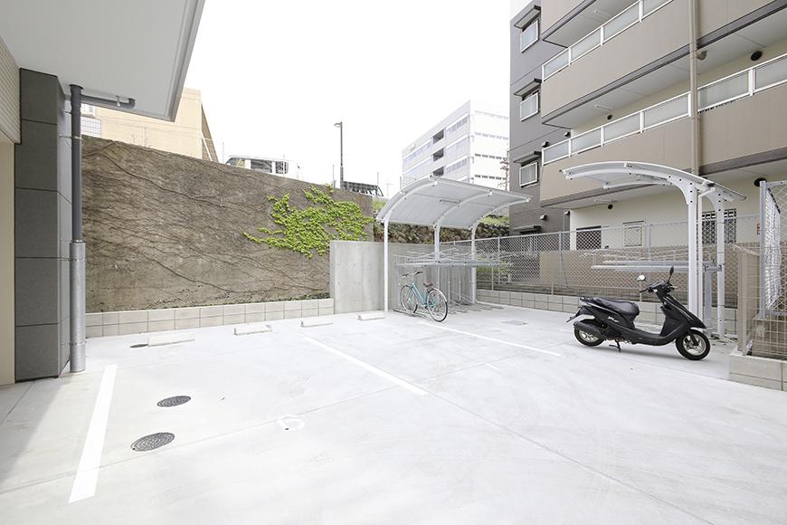 【ポルタニグラ大須】共有_駐輪場・駐車場_MG_8522