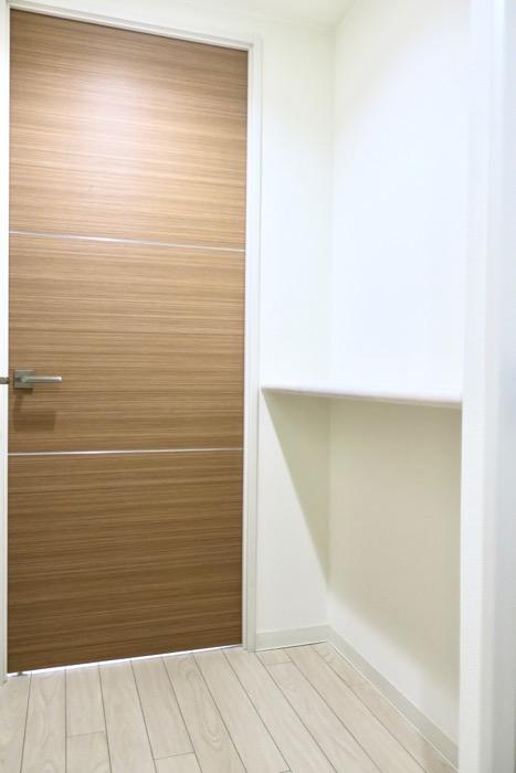 柔らかい雰囲気の玄関&廊下。 MARUNOUCHI SQUARE (丸の内スクエア)2