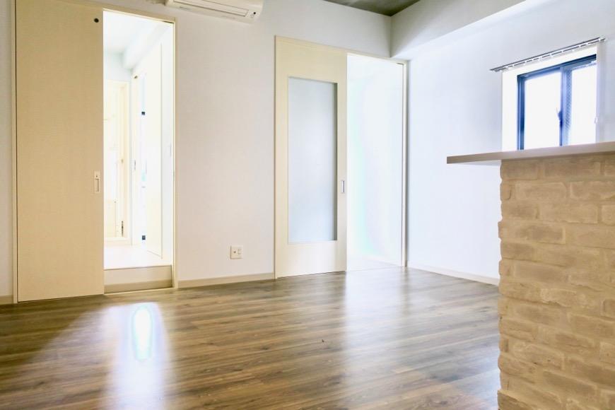 上品なニューヨクスタイルのお部屋。N APARTMENT (N アパートメント)6
