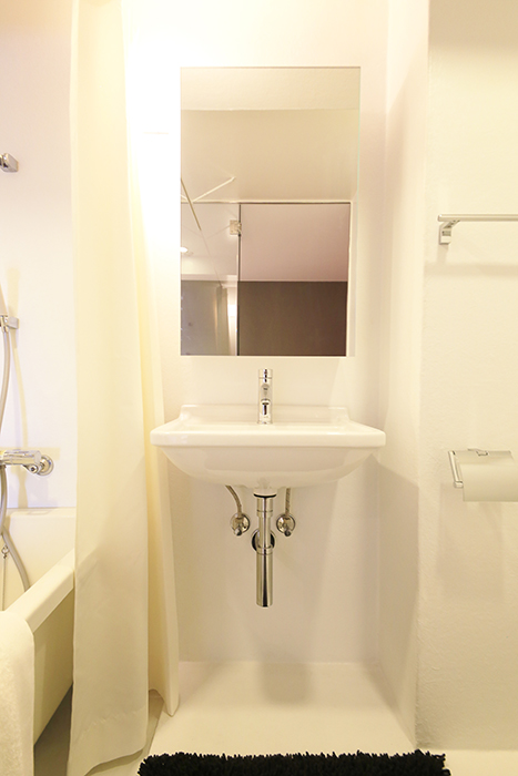 【FLATS GAZERY】307号室_サニタリールーム(水周り)_独立洗面台_MG_9306