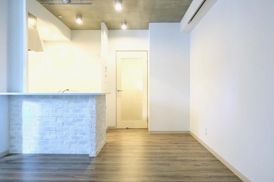 上品なニューヨクスタイルのお部屋。N APARTMENT (N アパートメント)2