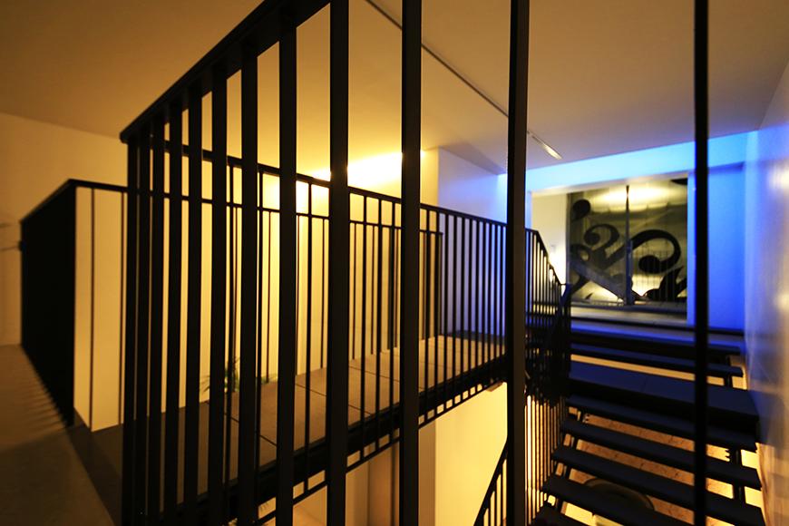 【FLATS GAZERY】2階_渡り廊下_MG_0330
