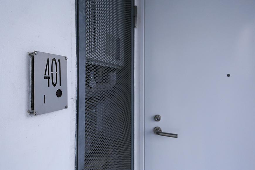 【FLATS GAZERY】401号室_玄関前_MG_9939