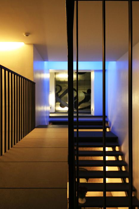 【FLATS GAZERY】2階_渡り廊下_MG_0305