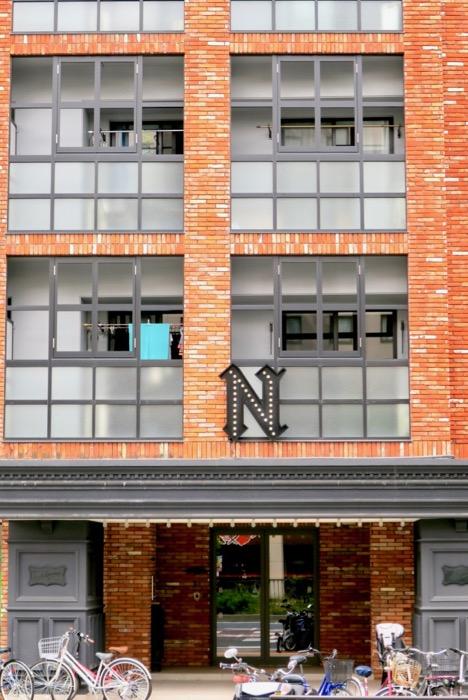 N APARTMENT (N アパートメント)外観。かっこいいNYスタイルのお部屋。_2949