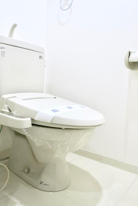 トイレ。MARUNOUCHI SQUARE (丸の内スクエア)9
