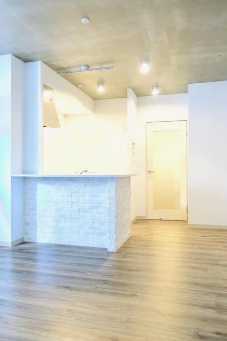 上品なニューヨクスタイルのお部屋。N APARTMENT (N アパートメント)3