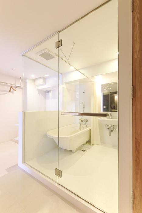 【FLATS GAZERY】503号室_サニタリールーム(水周り)_MG_8609