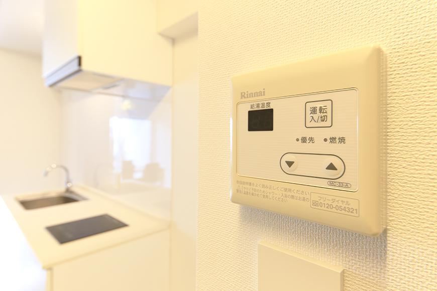 【FLATS GAZERY】403号室_キッチン周り_MG_9192