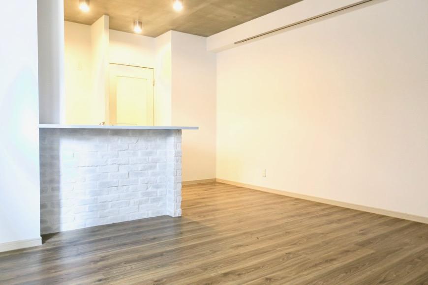 上品なニューヨクスタイルのお部屋。N APARTMENT (N アパートメント)1
