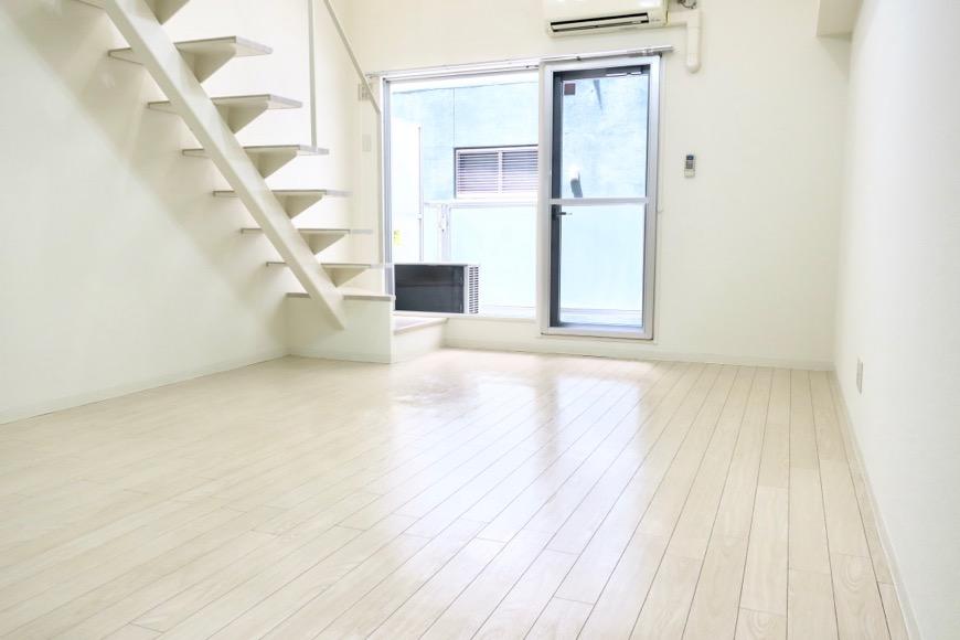 フレンチホワイトなお部屋。13.2帖のLDK。 MARUNOUCHI SQUARE (丸の内スクエア)6