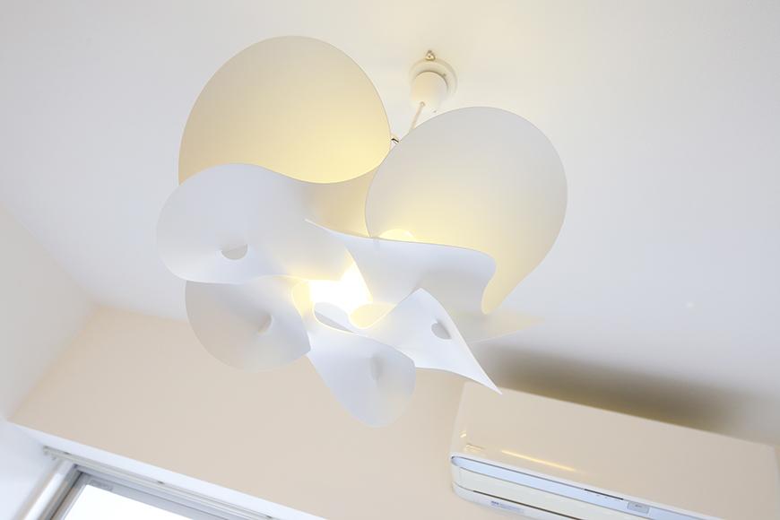 【FLATS GAZERY】403号室_リビングの照明_MG_9150