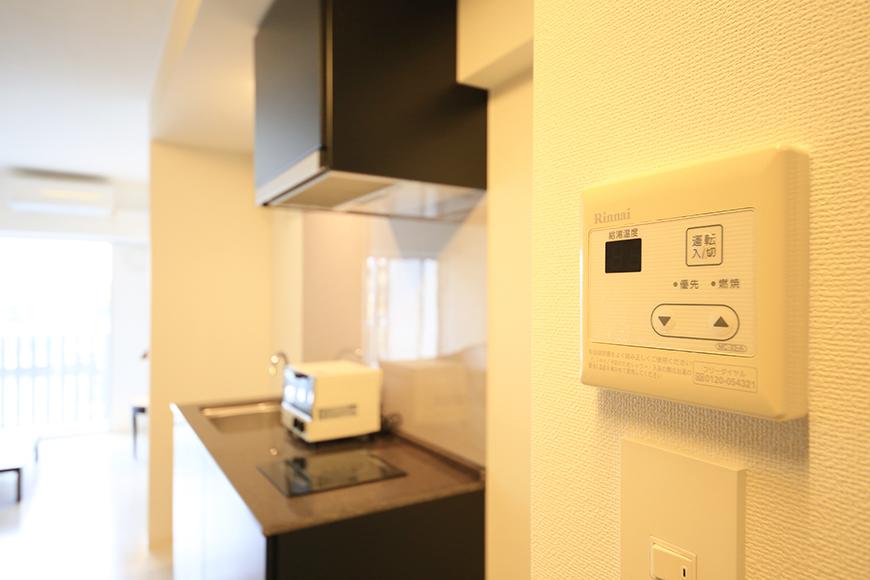 【FLATS GAZERY】307号室_キッチン周り_MG_9382