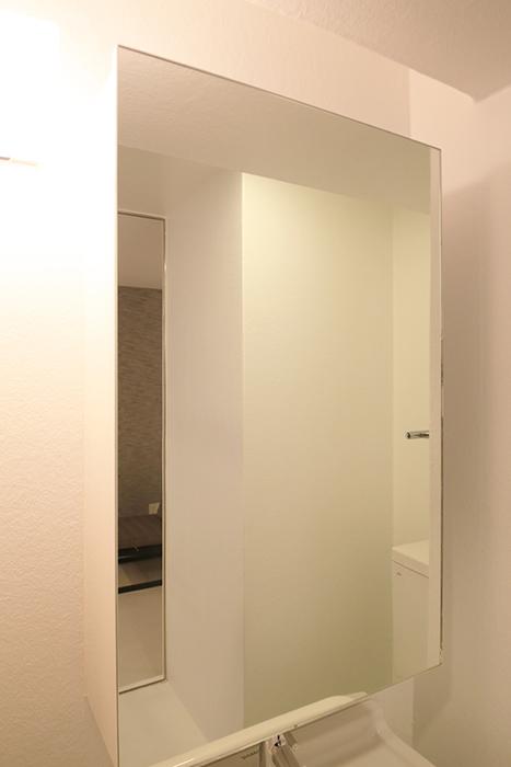 【FLATS GAZERY】403号室_サニタリールーム(水周り)_独立洗面台_MG_9005