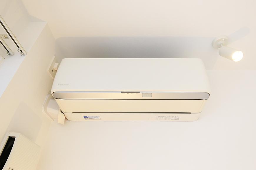 【FLATS GAZERY】309号室_リビングスペース_エアコン一基完備_MG_9748