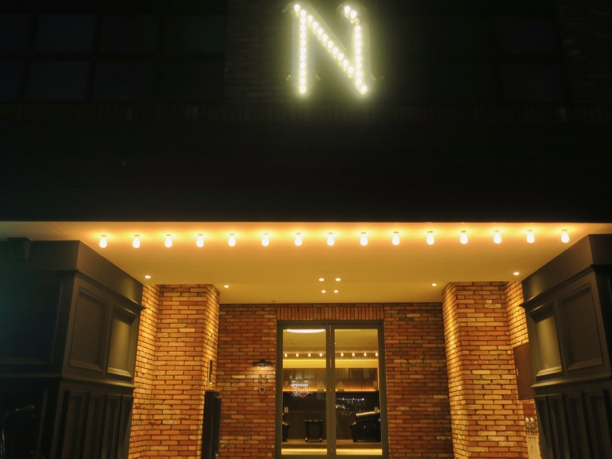 ニューヨーク アメリカンモダンな外観・共用。N APARTMENT (N アパートメント 901号室)17