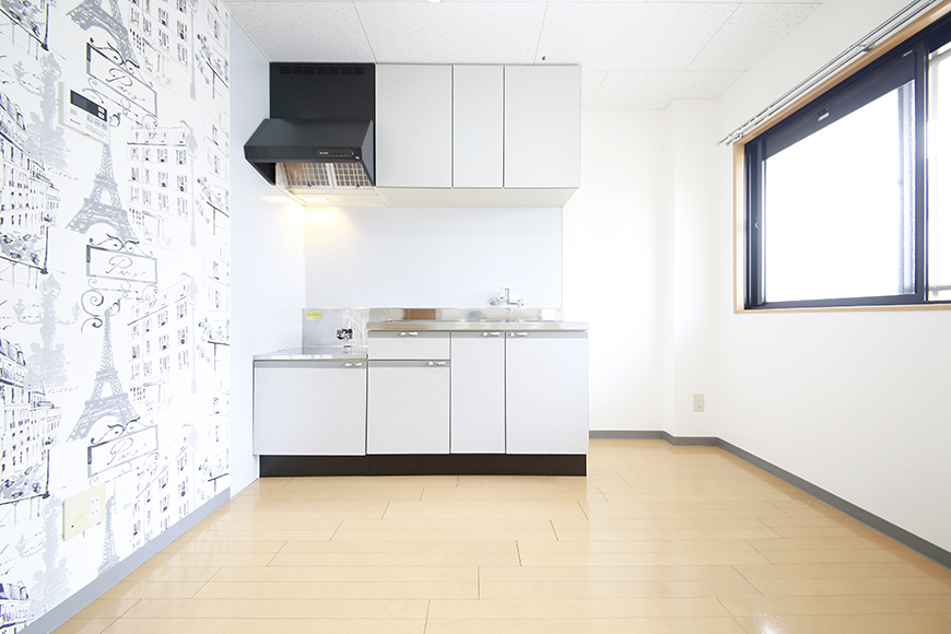 【NEXTAGE B】205号室_DK_キッチン周り_MG_0202