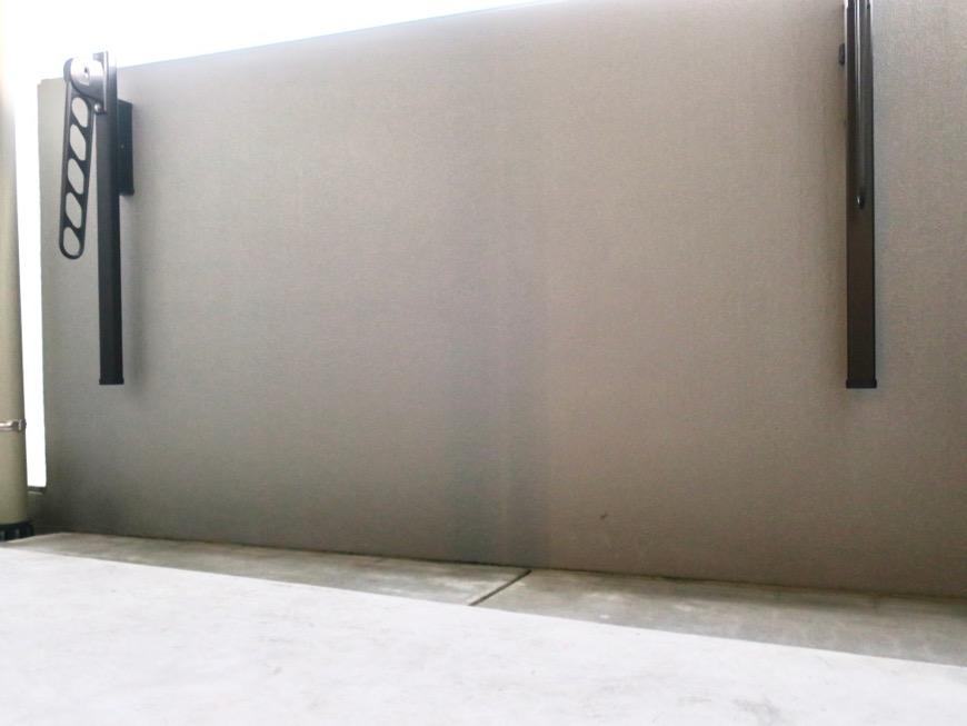バルコニー。N APARTMENT (N アパートメント 901号室)2