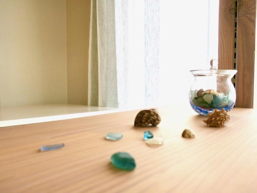 ナチュラル無垢なお部屋にはお気に入りの小物を散りばめて。神田ヴィレッジ中川