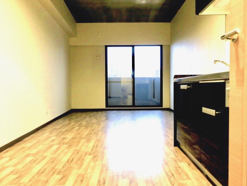 13.1帖のLDK ヴィンテージオークの床がかっこいい。N APARTMENT (N アパートメント 901号室)13 (1)