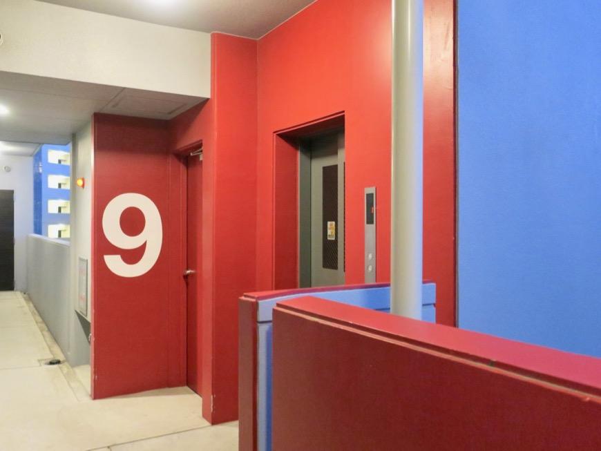 ニューヨーク アメリカンモダンな外観・共用。N APARTMENT (N アパートメント 901号室)1
