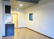 13.1帖のLDK ヴィンテージオークの床がかっこいい。N APARTMENT (N アパートメント 901号室)