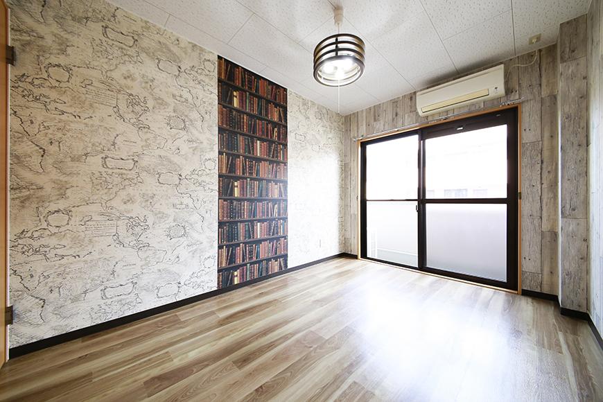 【NEXTAGE B】205号室_洋室2_MG_0447