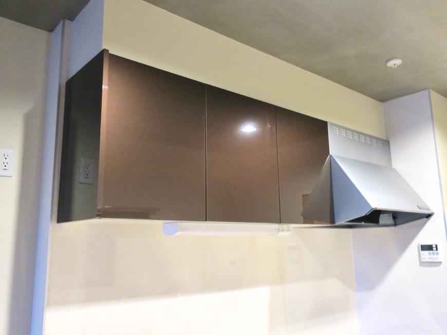 モダンでスタイリッシュなキッチン台。N APARTMENT (N アパートメント 901号室)6