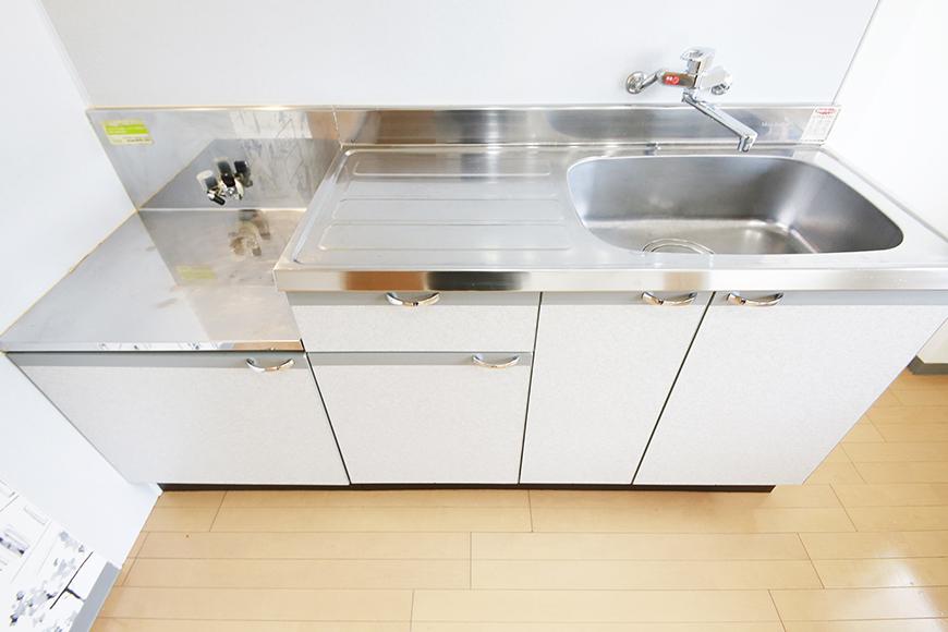 【NEXTAGE B】205号室_DK_キッチン全景_MG_0232