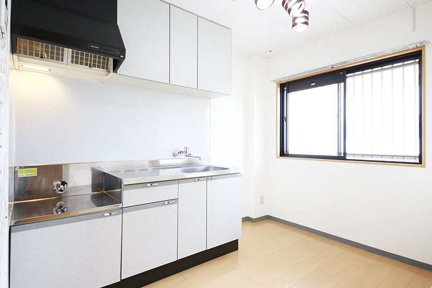 【NEXTAGE B】205号室_DK_キッチン周り_MG_0225
