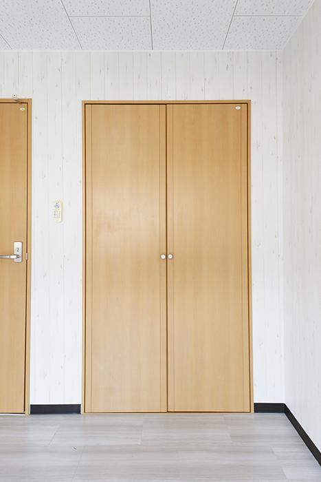 【NEXTAGE B】205号室_洋室1_クローゼット収納_MG_0392