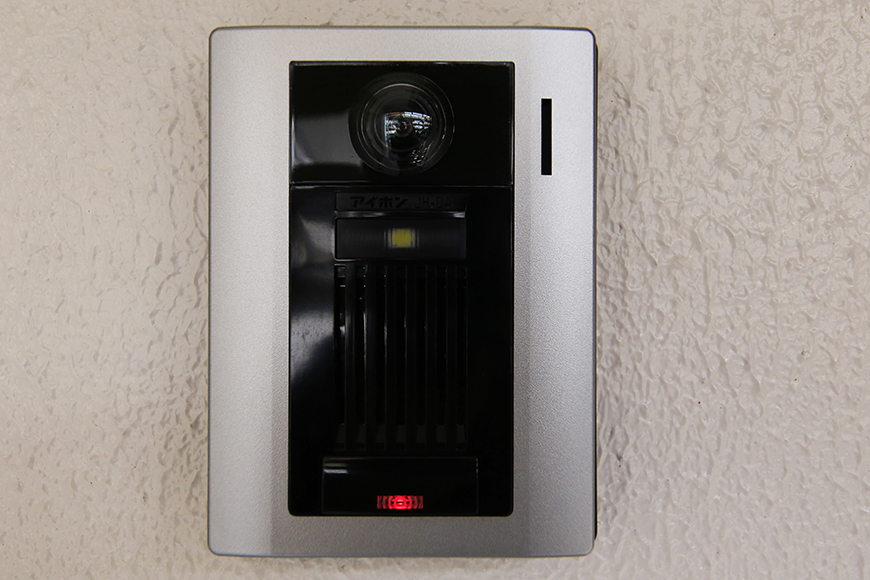 【Maisorie車道】_玄関周り_TVモニタ付インターフォン_MG_6508