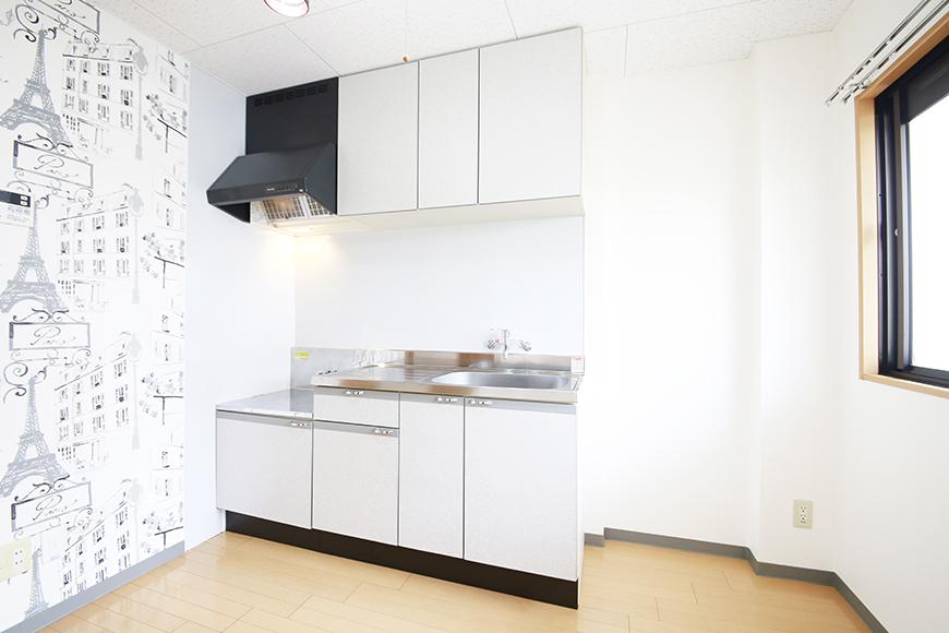 【NEXTAGE B】205号室_DK_キッチン周り_MG_0206