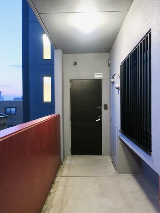 ニューヨーク アメリカンモダンな外観・共用。N APARTMENT (N アパートメント 901号室)0