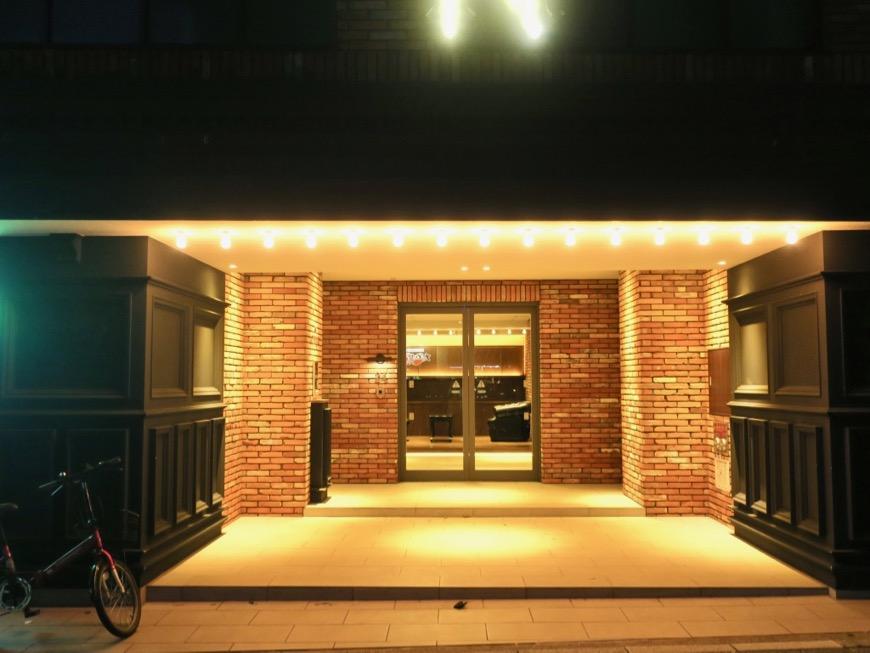 ニューヨーク アメリカンモダンな外観・共用。N APARTMENT (N アパートメント 901号室)16