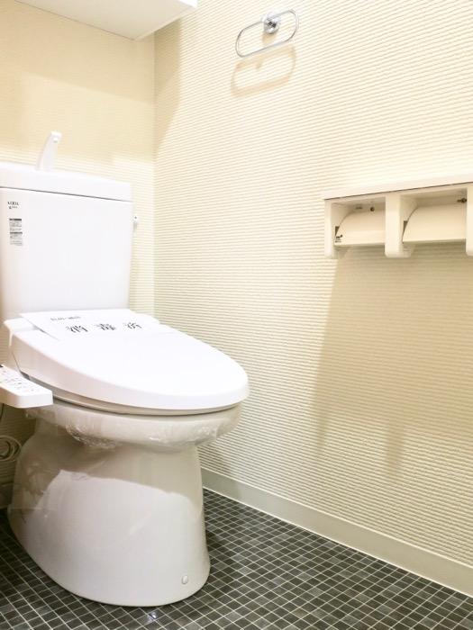 トイレ。N APARTMENT (N アパートメント 901号室)0