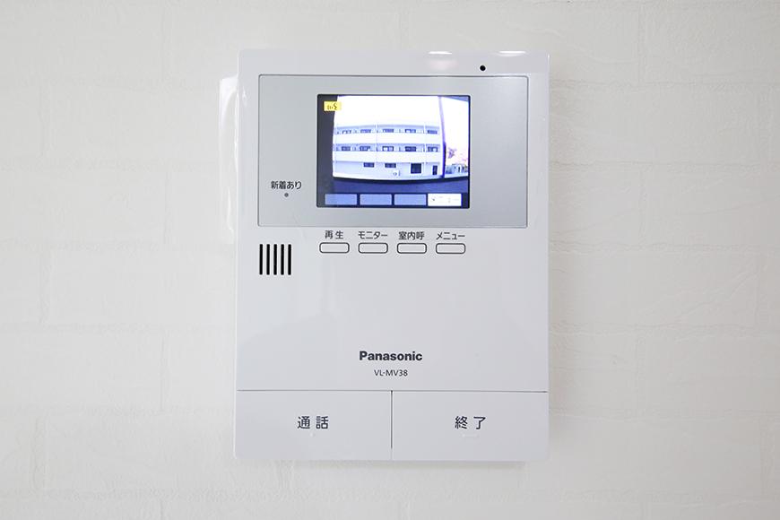 【NEXTAGE B】205号室_DK_セキュリティ_TVモニタ付インターフォン_MG_0268