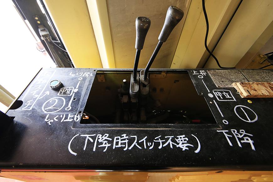 【バイクガレージNAGOYA】一階_リフト周り_MG_7731
