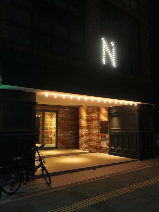 ニューヨーク アメリカンモダンな外観・共用。N APARTMENT (N アパートメント 901号室)18