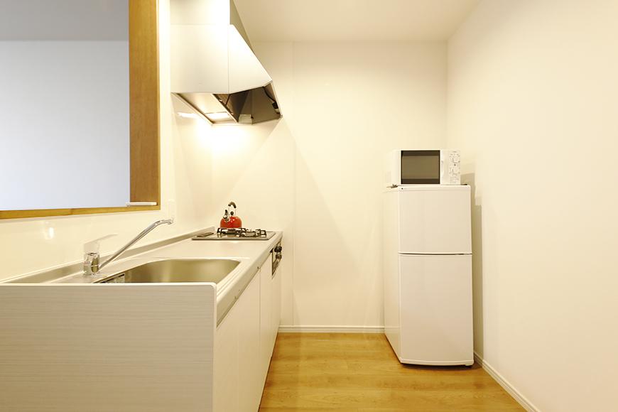 【Garage Villa Yonezu】105号室_キッチン周り_MG_1055