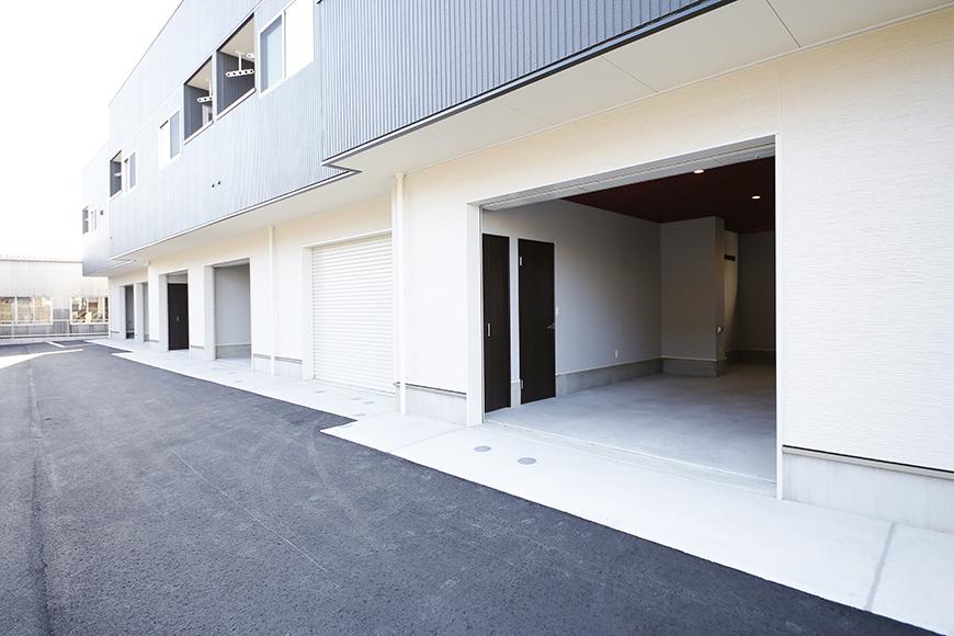 【Garage Villa Yonezu】107号室_ガレージ_外観_MG_1346