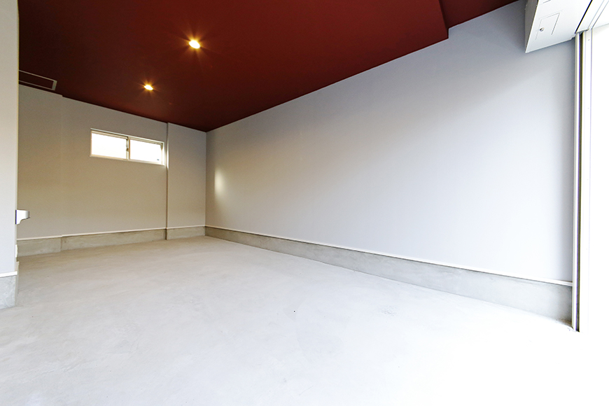 【Garage Villa Yonezu】101号室_ガレージ_MG_1259