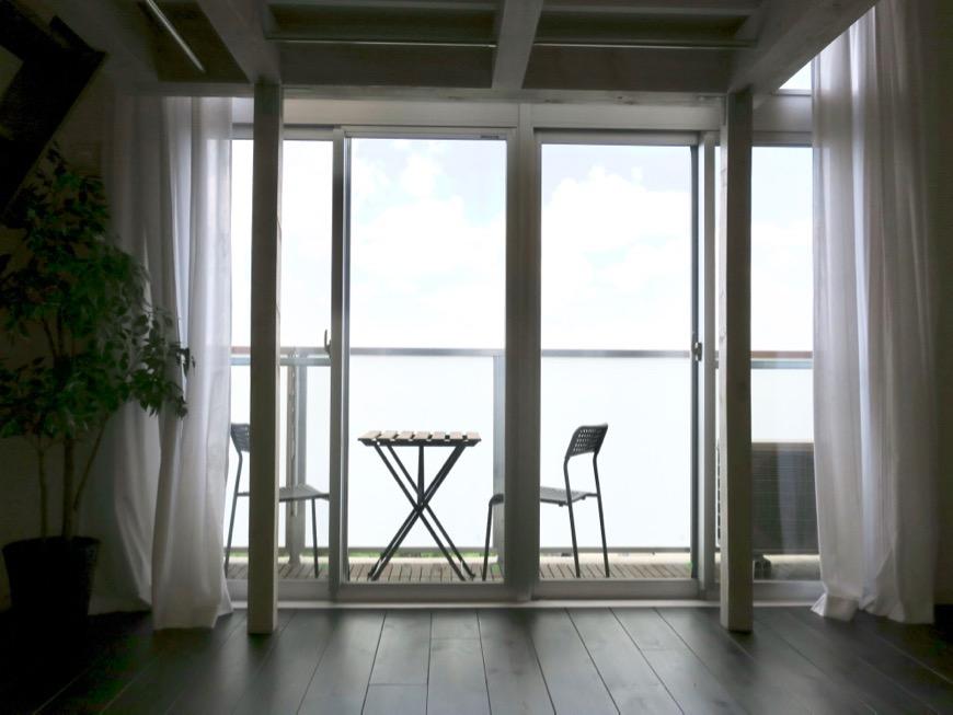 別荘のようなお部屋。神田ヴィレッジ中川702号室11