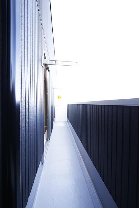 【Garage Villa Yonezu】107号室_ベランダ_MG_1422