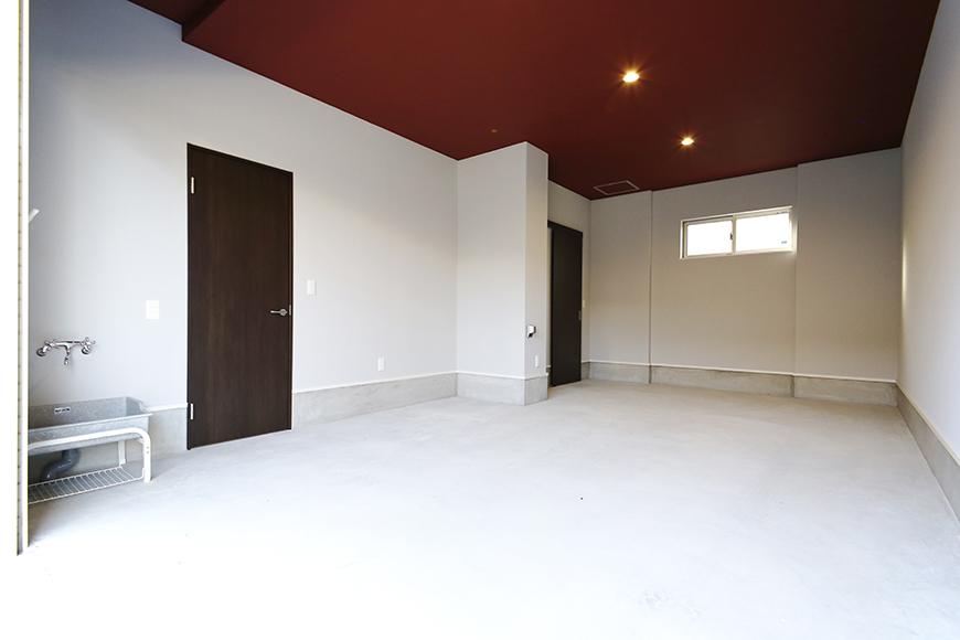 【Garage Villa Yonezu】101号室_ガレージ_MG_1250
