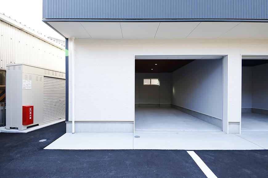 【Garage Villa Yonezu】101号室_ガレージ_MG_1212