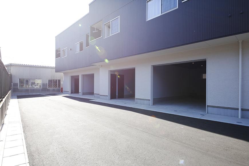 【Garage Villa Yonezu】105号室_外観_MG_0843