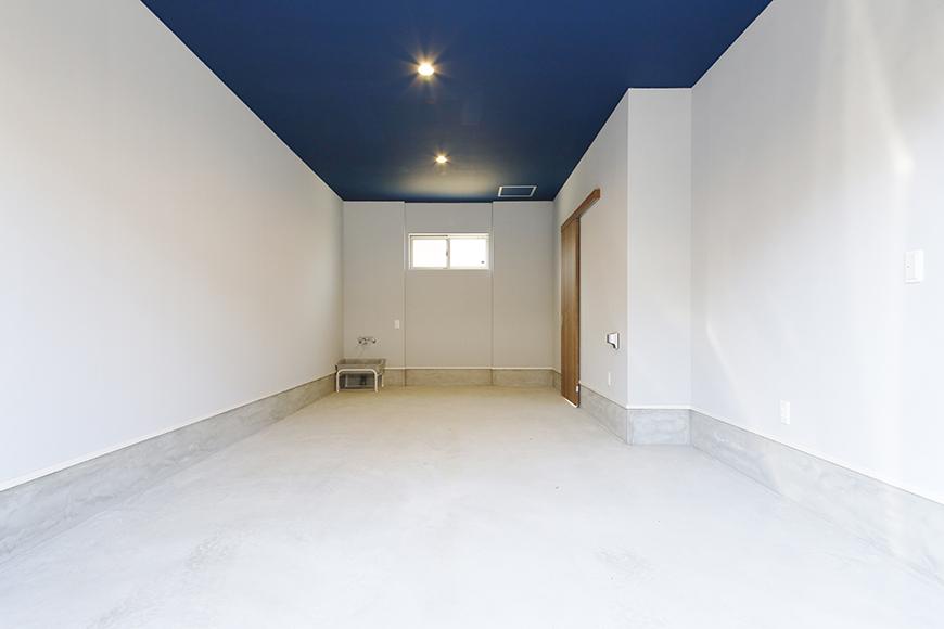 【Garage Villa Yonezu】105号室_ガレージ全景_MG_0743