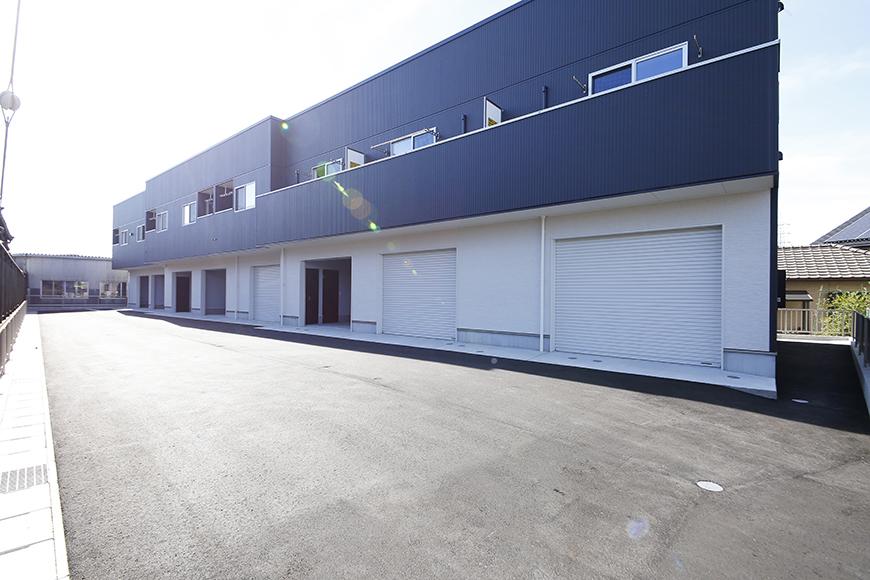 【Garage Villa Yonezu】105号室_外観_MG_0913