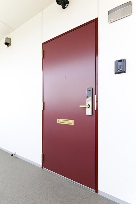 【フェリーチェ】405号室_玄関ドア_MG_9598